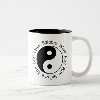 Balance Yin Yang Mug