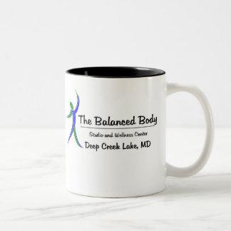Balanced Body Mug - Stand Tall