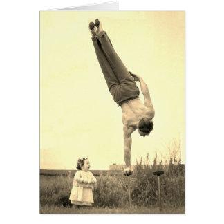 Balanced Daddy Card