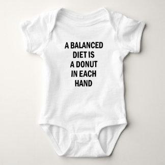 Balanced Diet Baby Bodysuit