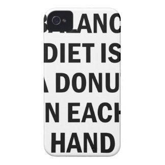 Balanced Diet Case-Mate iPhone 4 Case