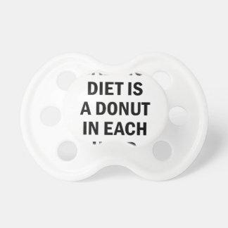 Balanced Diet Pacifier
