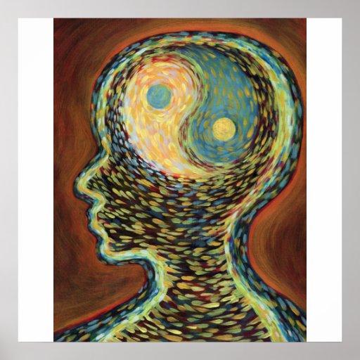 Balanced Mind Print