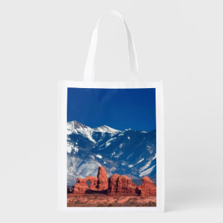 Balanced Rock Trail Reusable Grocery Bag