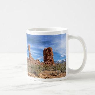 Balanced rock,Utah Coffee Mug