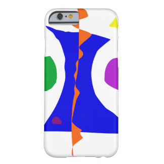 Balancing on Fire Barely There iPhone 6 Case