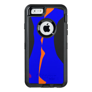 Balancing on Fire OtterBox Defender iPhone Case