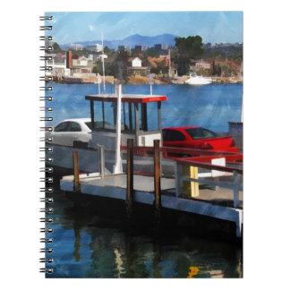 Balboa Ferry Notebook