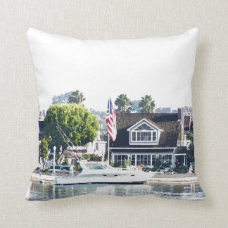 Balboa Island Pillow