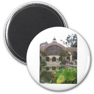 Balboa Park San Diego 2 Inch Round Magnet