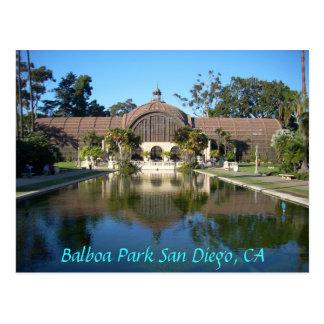 Balboa Park San Diego, CA Postcard