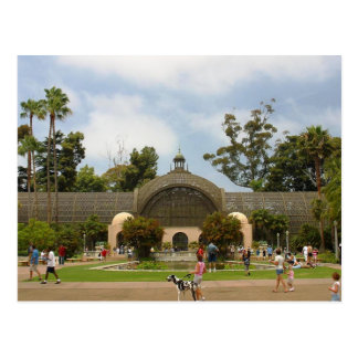 Balboa Park, San Diego Postcard