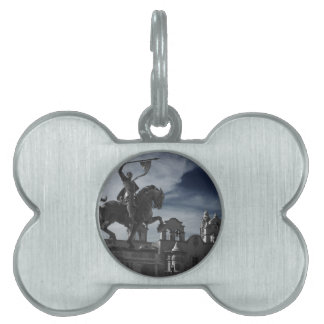 Balboa Park Statue Pet ID Tags