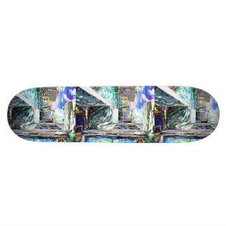 Balcony With A View Skateboard Decks