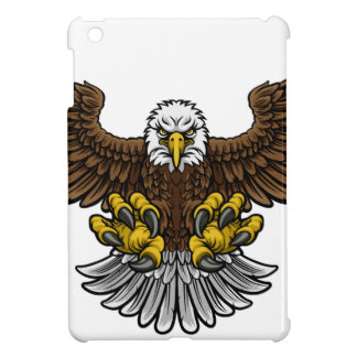 Bald American Eagle Mascot Case For The iPad Mini
