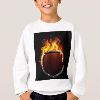 Bald American Eagle Mascot Sweatshirt