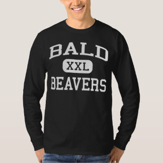 Bald - Beavers - High School - Baldwin Georgia T-Shirt