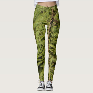 Bald Cypress Branch Leggings