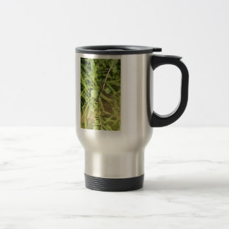 Bald Cypress Seed Cone Travel Mug