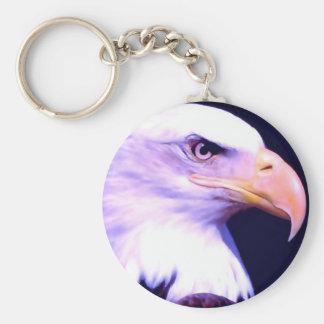 Bald Eagle - American Eagle Keychain