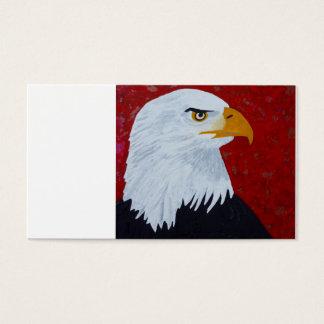Bald Eagle Art Business Card