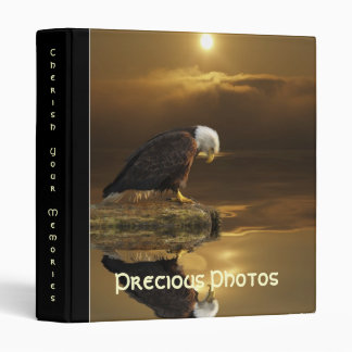 Bald Eagle Art Photo Binder