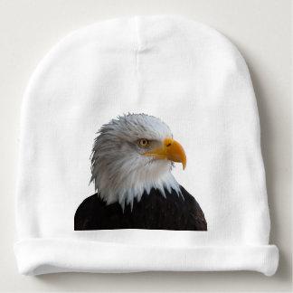 Bald eagle baby beanie