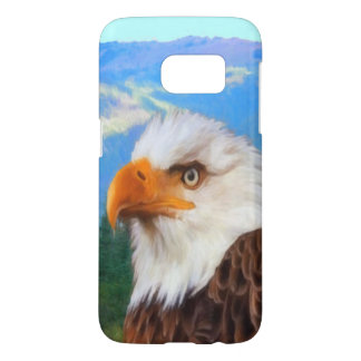 Bald Eagle Barely There Samsung Galaxy S7 Case
