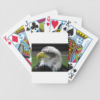 bald-eagle bicycle playing cards