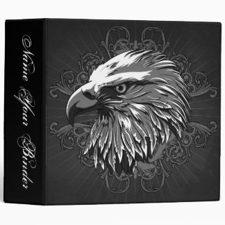 Bald Eagle Binder