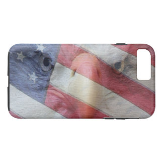 Bald Eagle Bird Animal Wildlife USA iPhone 7 Case