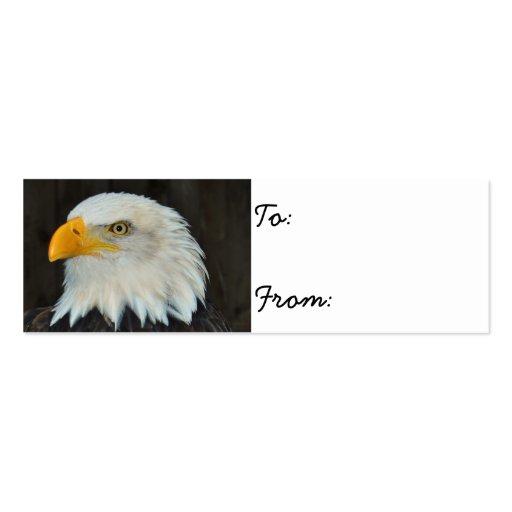 Bald Eagle Business Card Templates