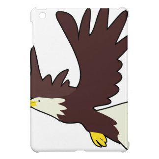 Bald Eagle Cartoon Cover For The iPad Mini