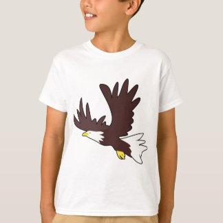 Bald Eagle Cartoon T-Shirt