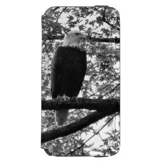 Bald Eagle Cell Phone Case Incipio Watson™ iPhone 6 Wallet Case