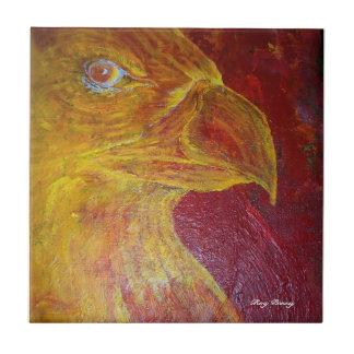 Bald Eagle Ceramic Tiles