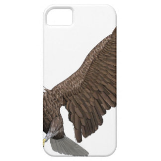 Bald Eagle Coming In For A Landing iPhone 5 Case