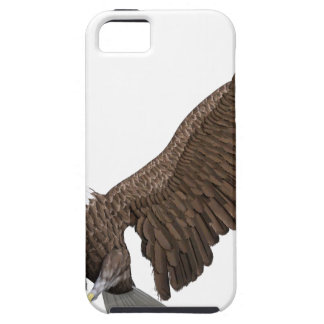 Bald Eagle Coming In For A Landing iPhone 5 Covers
