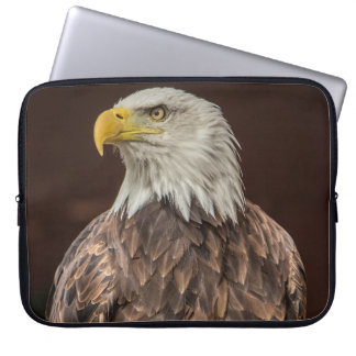 Bald Eagle design gifts and products Laptop Sleeve