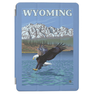 Bald Eagle Diving - Wyoming iPad Air Cover