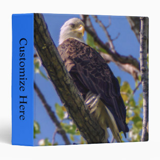 Bald Eagle  EZD™ Ring Avery Binder