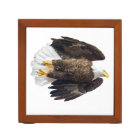 Bald Eagle Flight Desk Organizer