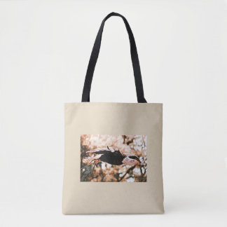 Bald Eagle Fly Like an Eagle Tote Bag