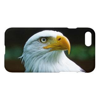 Bald Eagle Head 001 01 iPhone 7 Case