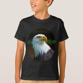 Bald Eagle Head 001 02.1 rd T-Shirt