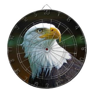 Bald Eagle Head Dartboards