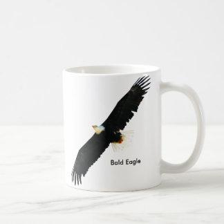Bald Eagle image for Classic-White-Mug Coffee Mug