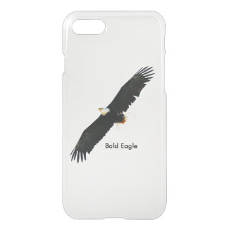 Bald Eagle image for iPhone-7-Deflector-Case iPhone 8/7 Case