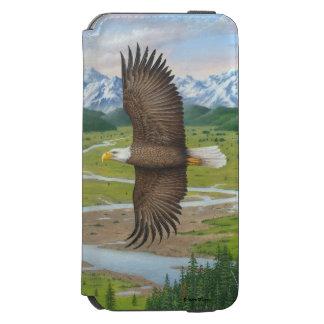 Bald Eagle Incipio Watson™ iPhone 6 Wallet Case