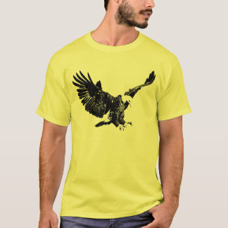 Bald Eagle Landing Tshirt
